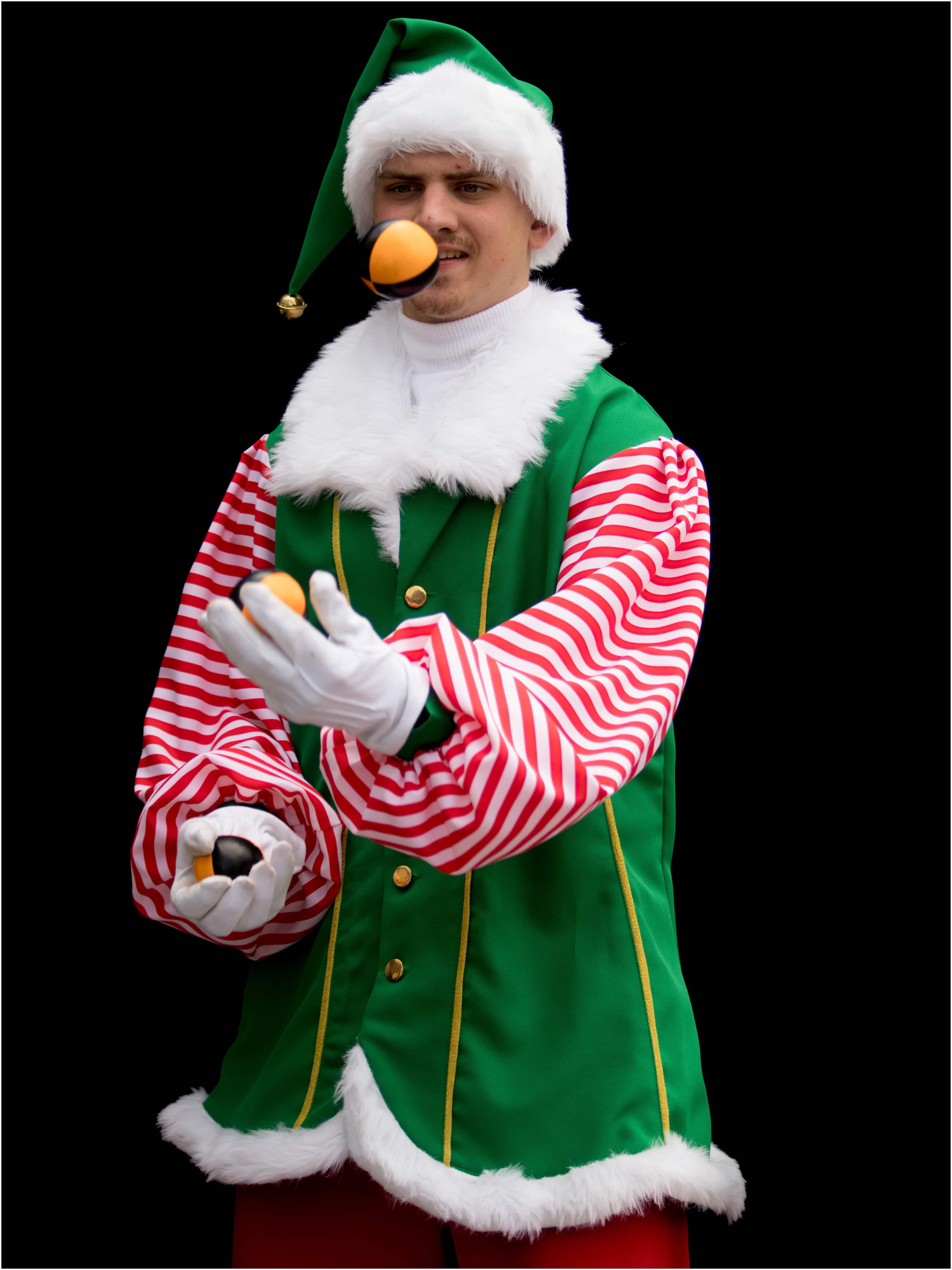 jongleren elf